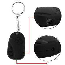Mini Car Key Chain Micro Camera HD 720P H.264 Pocket Camcorder IL
