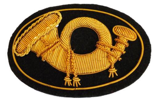 GUERRA CIVILE AMERICANA Confederate o Unione BLACK GOLD Nuovo Cappello Cord /& FANTERIA DISTINTIVO
