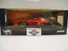 "FERRARI f1-2000 #3 ""Schumacher"" Bahrein GP 2000, Hot Wheels 1:18, OVP"