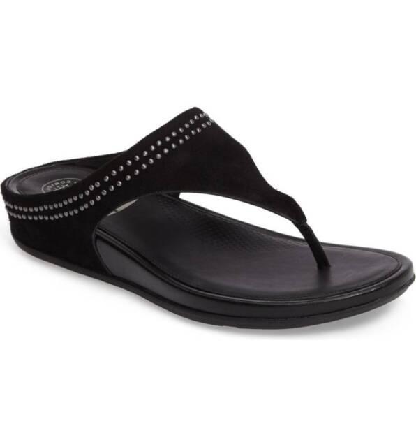 55a960fed FitFlop Banda Studded Thong Sandal
