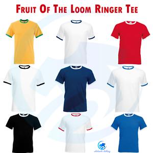 Fruit of the Loom Baseball Classic Long Sleeve Camiseta Pack de 3 para Hombre