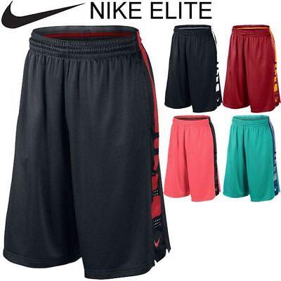 New Nike Elite Dri Fit Shorts Youth Sizes + Colors NBA