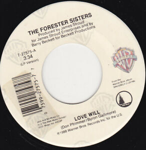 THE-FORESTER-SISTERS-Love-Will-7-034-45