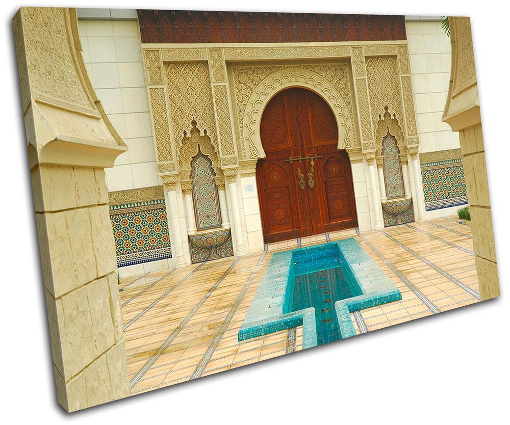 Turkish Baths World World World Cultures SINGLE TELA parete arte foto stampa d702bd