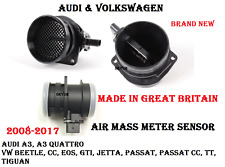 For Audi A3 Volkswagen Eos Mass Air Flow Sensor OEM HITACHI 06J 906 461 B
