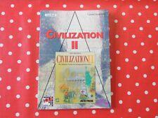 Civilization II Lösungsbuch Heft Ratgeber Lösungsbuch Berater deutsch