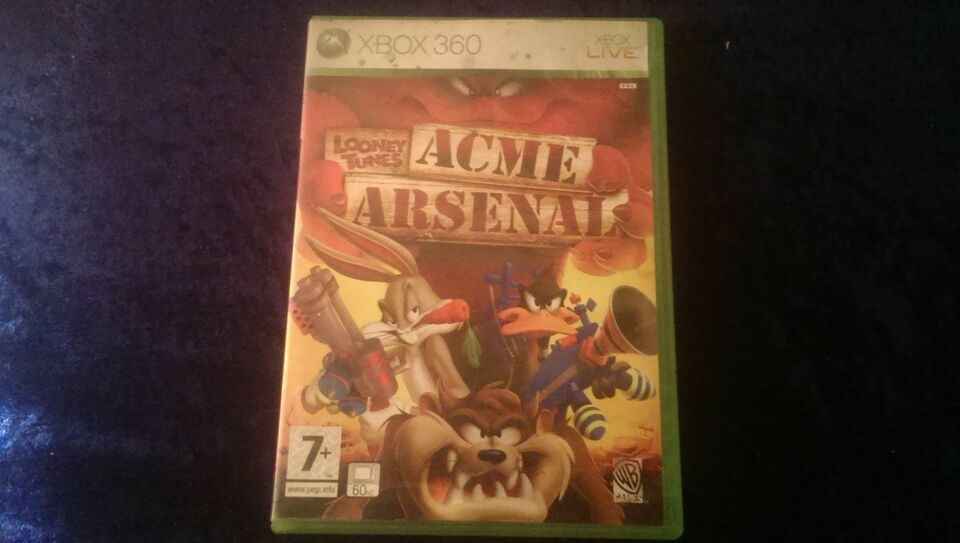 Loony toons, Xbox 360, action