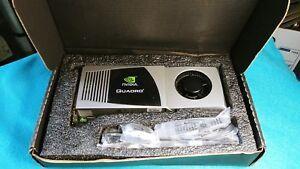 Nvidia-Quadro-FX-4800-900-50607-0100-001-C-1G28H-1-5GB-GDDR3-Graphics-Card