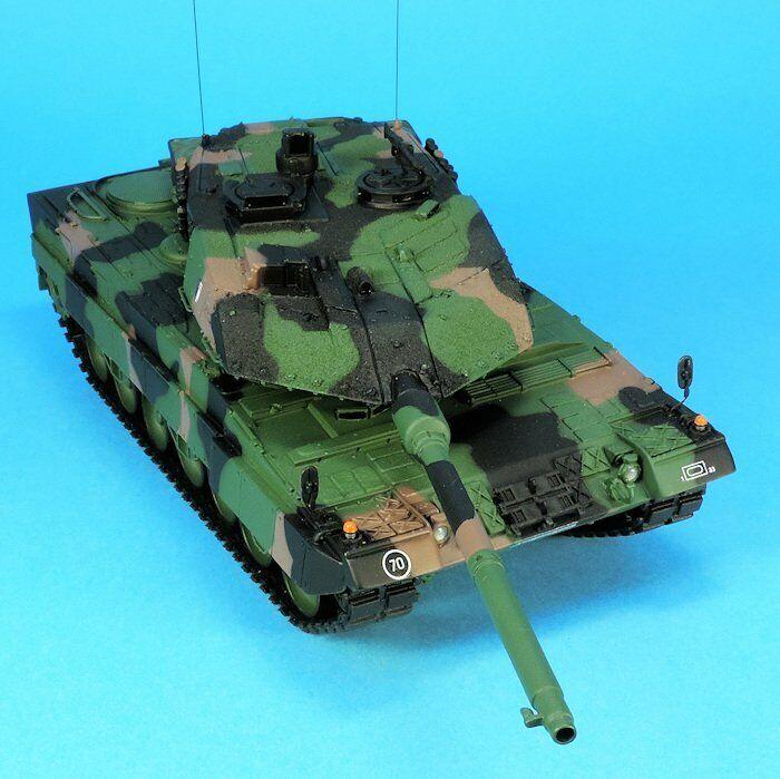 MASTER FIGHTER mf48618vc - 1 48 Léopard  2a6-Armée-Neuf  pas cher et de la mode