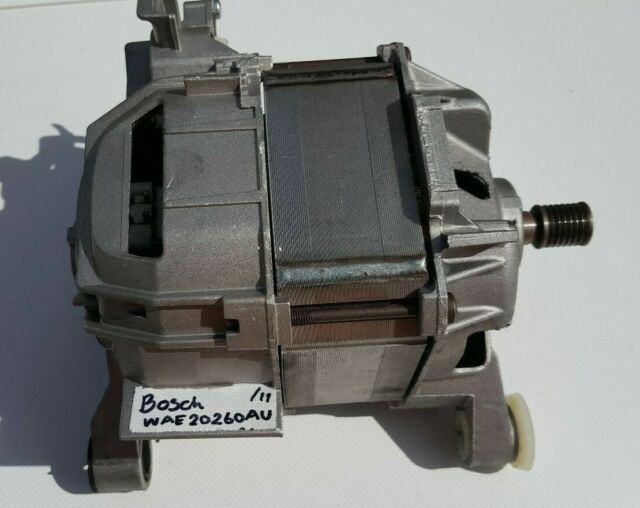Bosch Washing Machine Motor WAE20260AU