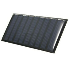 5.5V 60mah 0.3W 86*38mm Mini Solar Panel Cell For Power Module Charger Light Toy