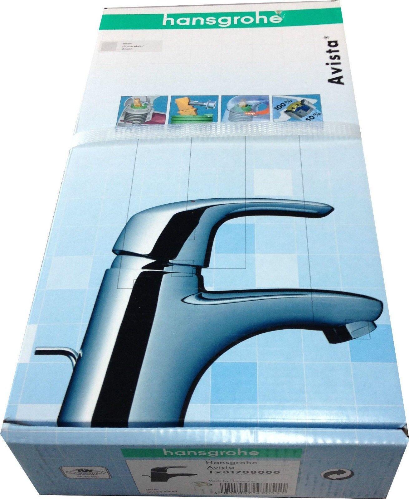 Hansgrohe Waschtisch-Einhebelmischer Serie AVISTA, chrom, HG31708000 | Qualität  | Ermäßigung  | Spielzeugwelt, spielen Sie Ihre eigene Welt  | Tadellos