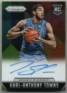 NBA-2015-16-Karl-Anthony-Towns-PANINI-PRIZM-Minnesota-Timberwolves-Rookie-Auto