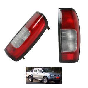 For Nissan Frontier Navara D22 Pickup 1998-2004 Pair Rear Tail Lights Lamp LH RH