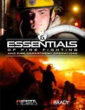 Essentials of Fire Fighting and Fire Department Operations by IFSTA (2013,...