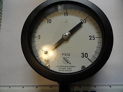Ashcroft Pressure Gauge, 30psi, Model 1379a Uitstekende Eigenschappen