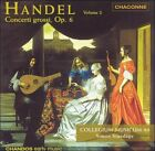 Handel: Concerti Grossi, Op. 6, Vol. 2 (CD, Jun-1998, Chandos)