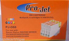 Any 20 Non OEM Compatible Projet Inkjet Cartridges T611 T612 T613 T614