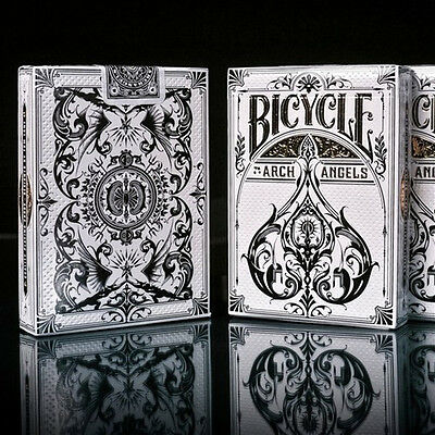 1 Deck Bicycle Arch Angels Standard Poker Playing Cards Archangels New In Box