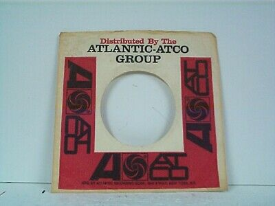 Atco Record Company 45's Sleeve Lot #37-p Drip-Dry 1-atlantic Storage & Media Accessories