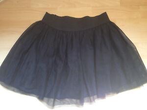 meilleur pas cher a2893 7a59a Détails sur JUPE 11 12 ans TULLE TUTU TBE H&M HM Vintage retro skirt  HALLOWEEN *