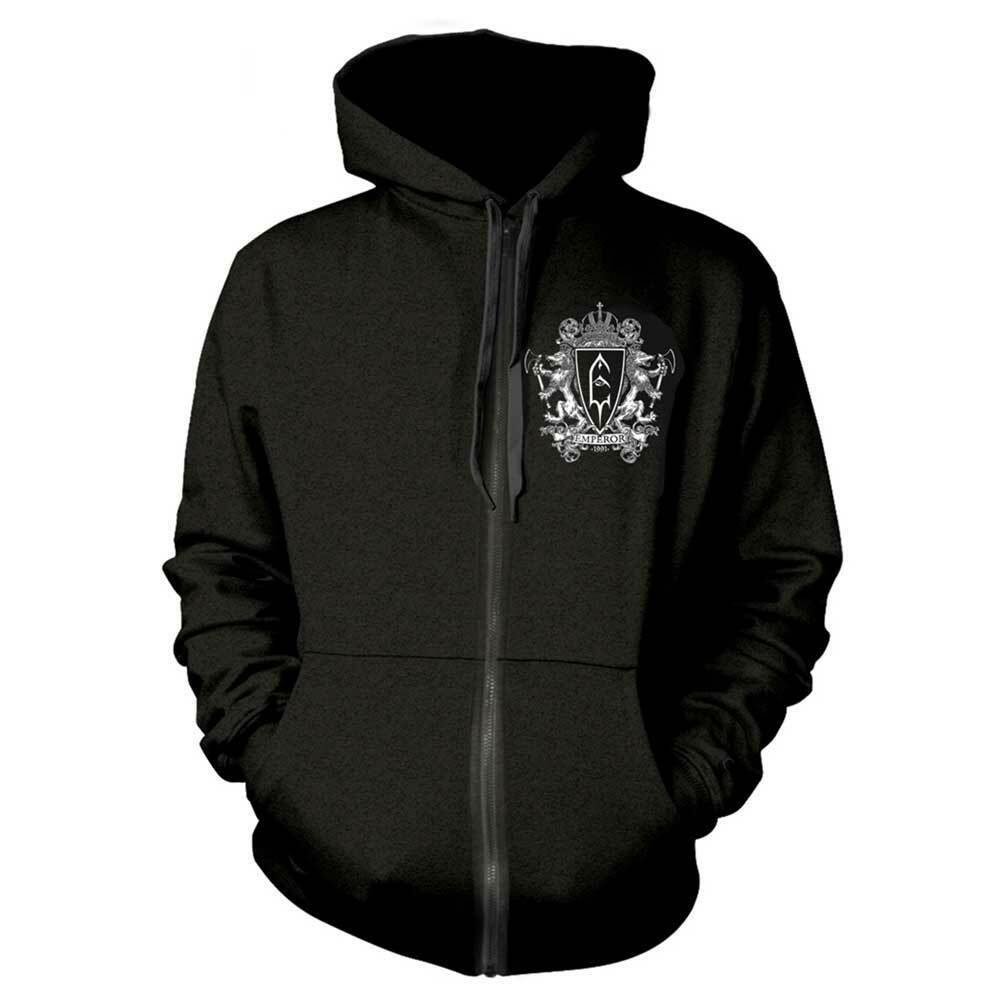 Emperor 'Luciferian' Zip Hoodie - NEW hood hoody