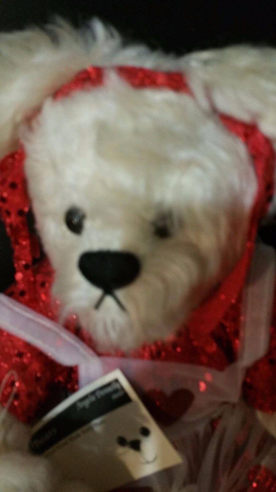 AD Bears Bear Valerie 13  By Angela Donnelly - The Original Hand Made Teddy Bear