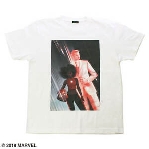 a843bb166f Marvel x PONEYCOMB Japan Lili Williams  Iron Heart Mens Tee shirt ...