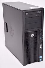 HP Z220 Desktop Computer Intel Quad Core i5-3570 3.40GHz 4096MB 250GB HDD
