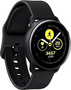 Samsung Smartwatches Galaxy Watch Active R500 Schwarz