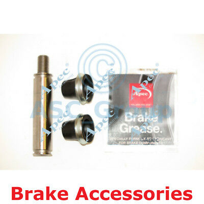 Bosch CITROEN C2 front brake caliper Slider Broches Boulons guide kit BCF1355BD
