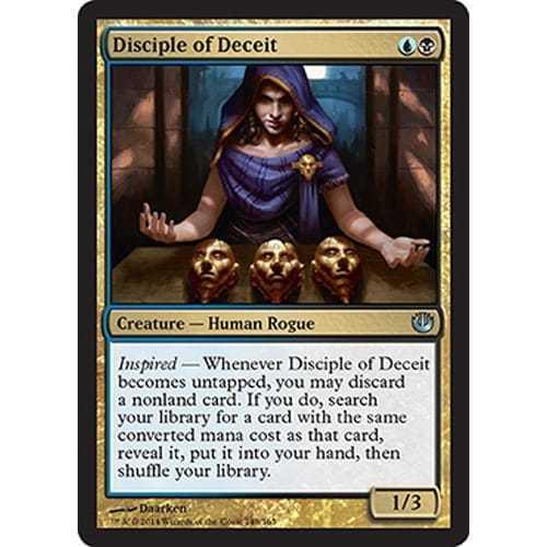 MTG Disciple of Deceit NM Journey into Nyx