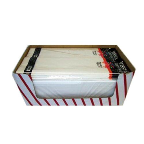"""White Tissue Paper Gift Wrap Case 2,880 20/""""X20/"""" Premium Sheets 96 30-Packs BULK"""