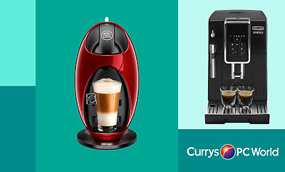 Our best deals on coffee machines