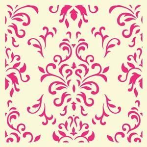 Fairydust Stencils /& Masks Snowflake Design 2 Background