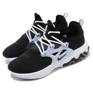 Nike React Presto Black White Men