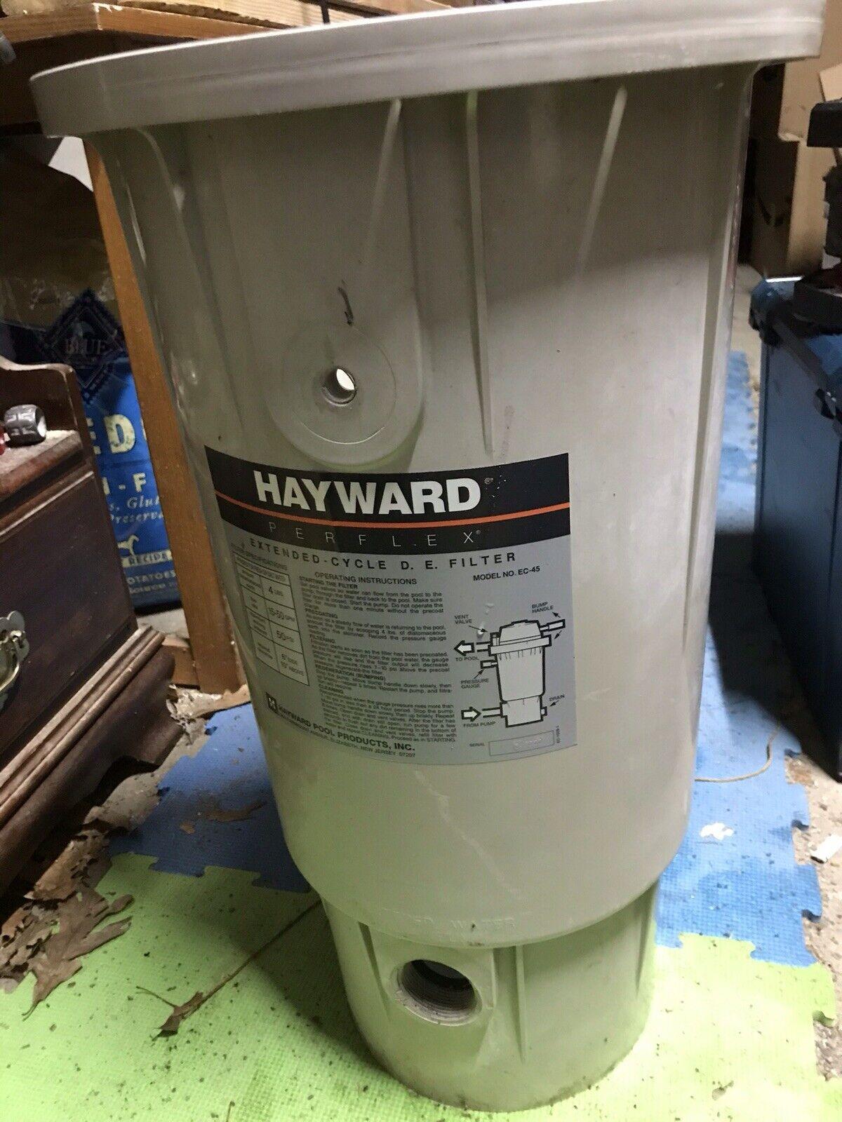 Sistema de filtración de ciclo Hayward Perflex, EC45