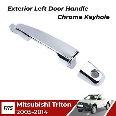 2005-2014 Dodge Dakota Regular Cab 2dr Chrome Door Handle Cover Trim