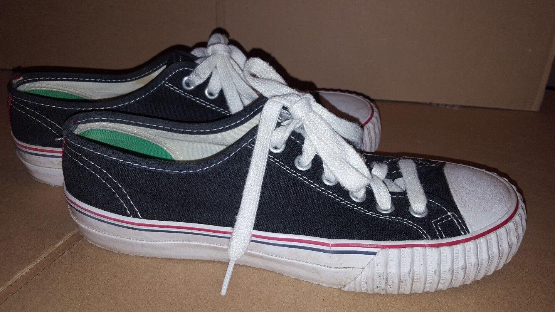 PF Flyers mc1002bk Reproduction Sneaker Mens Size 7.5 womens 9