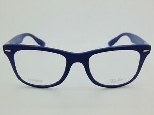 e1e47ea32c NEW Authentic Ray Ban RB 7034 5439 LITEFORCE Matte Blue 50mm RX ...