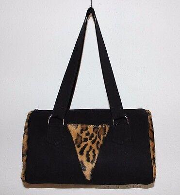 SONDERANFERTIGUNG Handtasche Einzelstück Baguetteform, aus Textil handgefertigt