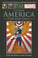 MARVEL ULTIMATE GRAPHIC NOVEL COLLECTION ISSUE 27 CAPTAIN AMERICA