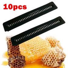 10Pcs Reusable Small Bee Hive Beetle Blaster Trap Honey Pots Beekeeping Tool Set