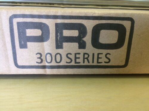 PRO 300 Full Extension Soft Close Ball Bearing Side-Mount Slides-Lot of 10 Pairs