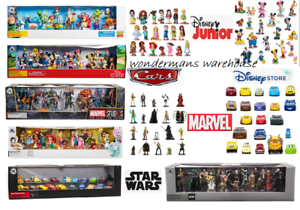 Disney Mega FIGURINE Sets-Marvel//Cars//Toy Story//Animators//Mickey//Star Wars Nouveau