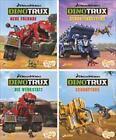 Nelson Mini-Bücher: 4er Dreamworks Dinotrux 1-4 (2016, Taschenbuch)