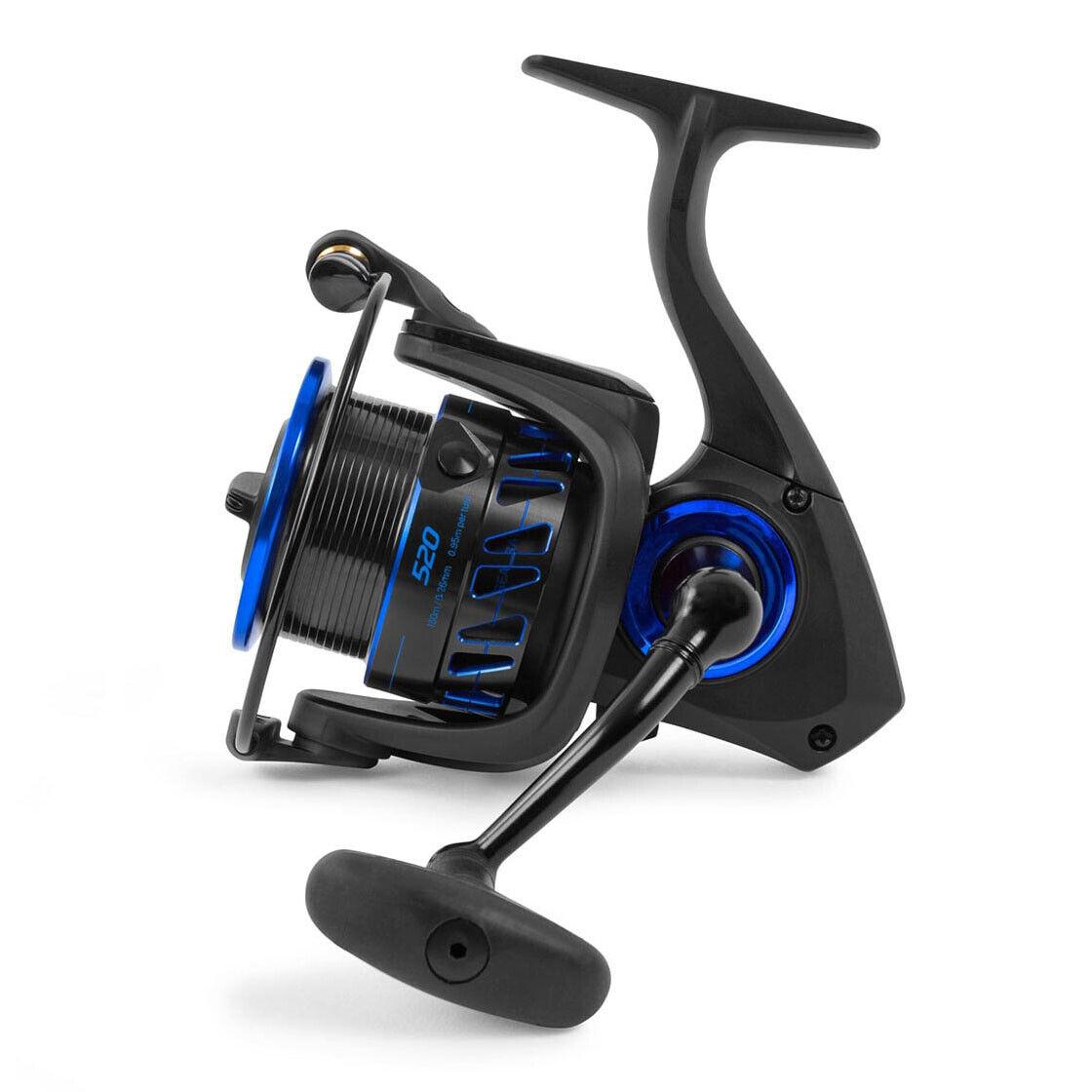 Mulinello Preston Inertia 3000 4000 5000 Pesca Feeder Match Lago 4+1 Bb CAS