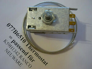 Kühlschrank Thermostat : Hochwertiges kühlschrank thermostat für danfoss b ranco