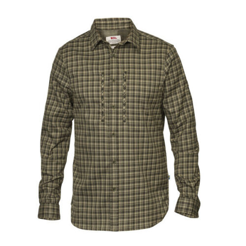 Fjallraven Lappland Flannel Shirt Olive Various Sizes F90830-630