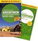 MARCO POLO Reiseführer Argentinien, Buenos Aires von Monika Schillat (2013, Taschenbuch)